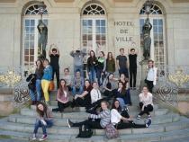 Druhý výměnný pobyt na Lycée André Malraux v Remiremontu 24. 3.–1. 4. 2017 (Lotrinsko, Francie)